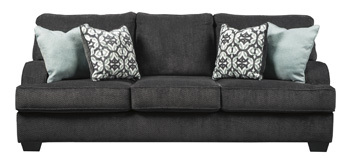 Ashley Sofa/Charenton/Charcoal