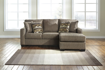 Ashley Sofa Chaise/Tanacra/Tweed