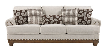 Ashley Sofa/Harleson/Wheat
