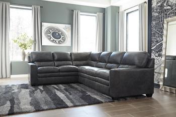 RAF Sofa/Gleason/Charcoal