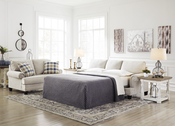 Ashley Queen Sofa Sleeper/Meggett