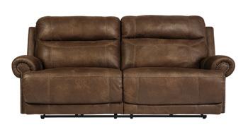 Ashley 2 Seat Reclining Power Sofa