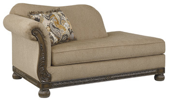 Ashley LAF Corner Chaise/Westerwood