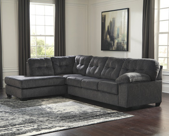 Ashley RAF Sofa/Accrington/Granite