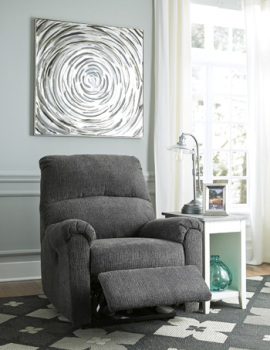 Ashley Power Recliner/McTeer/Charcoal
