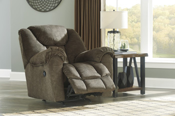 Ashley Rocker Recliner/Capehorn/Earth