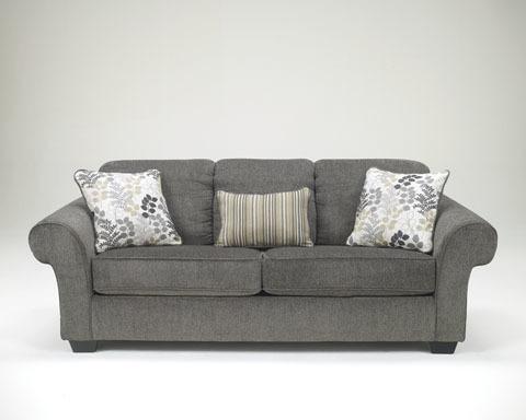 Super Ashley 7800038 Sofa Makonnen Charcoal Mundels Short Links Chair Design For Home Short Linksinfo