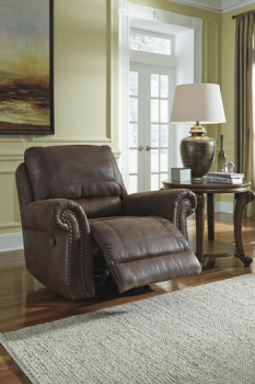 Ashley Rocker Recliner/Breville