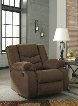 Ashley Rocker Recliner/Tulen