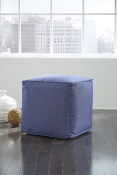 Pouf/Catalina/Blue
