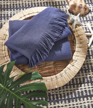 Ashley Throw (3/CS)/Shiloh/Navy
