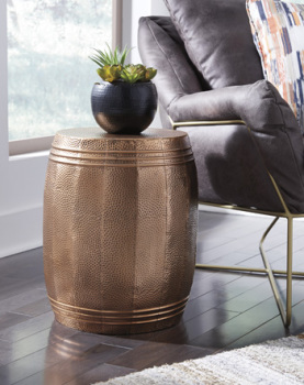 Ashley Stool/Elazer/Copper Finish