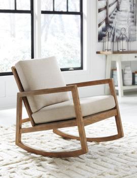 Ashley Accent Chair/Novelda/Neutral