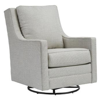 Ashley Swivel Glider Accent Chair