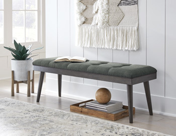 Ashley Accent Bench/Ashlock