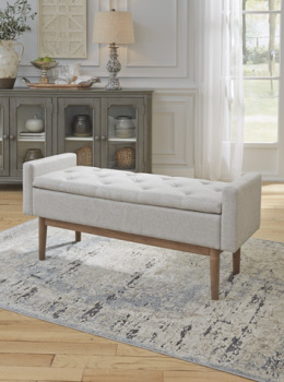 Ashley Storage Bench/Briarson