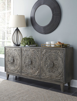 Ashley Accent Cabinet/Fair Ridge