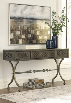 Ashley Console Sofa Table/Quinnland