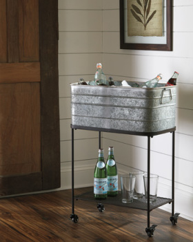 Ashley Beverage Tub/Vossman