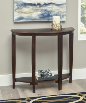 Ashley Console Sofa Table/Altonwood