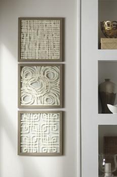 Ashley Wall Decor Set (3/CN)/Odella