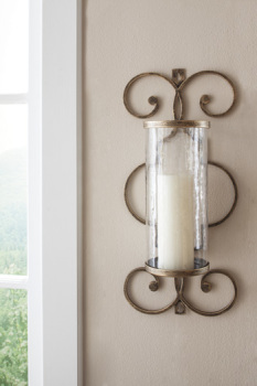 Ashley Wall Sconce/Oenone
