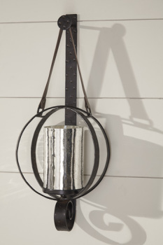 Ashley Wall Sconce/Despina/Brown