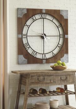 Ashley Wall Clock/Palila