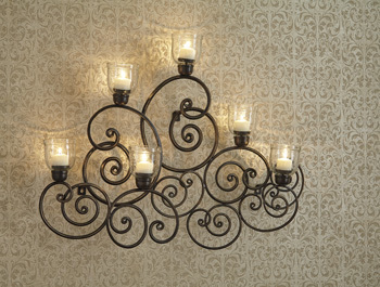 Ashley Wall Sconce/Durin