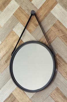 Ashley Accent Mirror/Dusan/Black