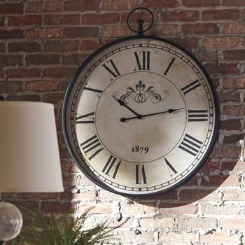 Ashley Wall Clock/Augustina