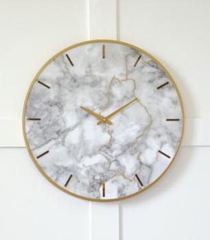 Ashley Wall Clock/Jazmin