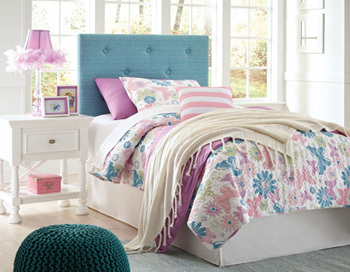 Ashley Twin Upholstered Headboard