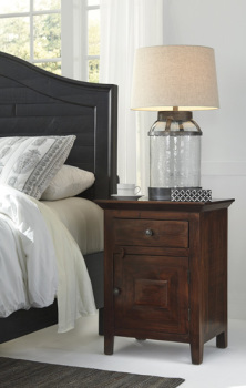 Ashley Night Stand/Charlowe