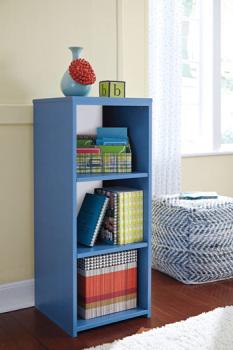 Ashley Bookcase/Bronilly/Blue