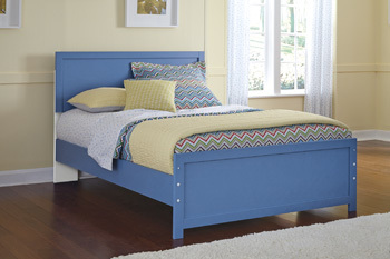 Ashley Full Panel Footboard/Bronilly