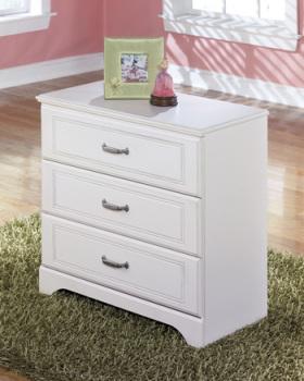 Ashley Loft Drawer Storage/Lulu/White