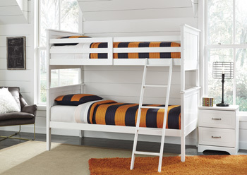 Ashley Twin/Twin Bunk Bed Panels/Lulu