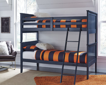 Ashley Twin/Twin Bunk Bed Panels/Leo