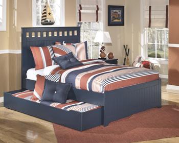 Ashley Trundle Under Bed Storage/Leo