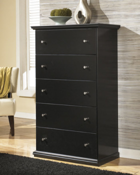 Ashley Five Drawer Chest/Maribel