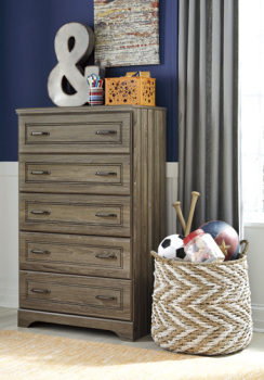 Ashley Five Drawer Chest/Javarin