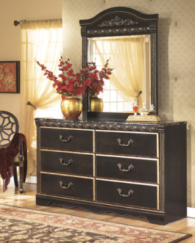 Ashley Dresser/Coal Creek/Dark Brown