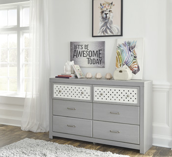 Ashley Dresser/Arcella/Gray