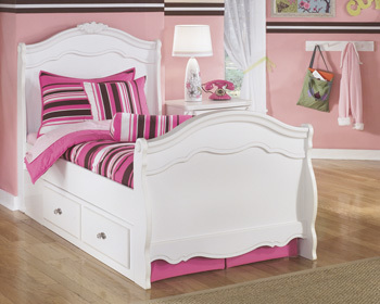 Ashley Under Bed Storage/Exquisite
