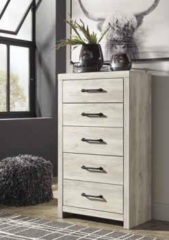Ashley Five Drawer Chest/Cambeck