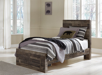 Ashley Twin Storage Footboard
