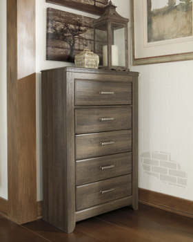 Ashley Five Drawer Chest/Juararo
