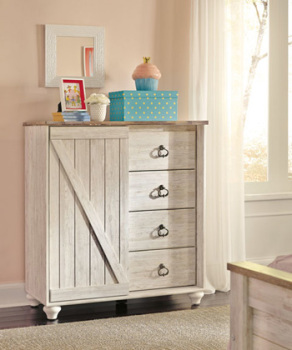 Ashley Dressing Chest/Willowton