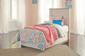 Ashley Twin Panel Headboard/Willowton